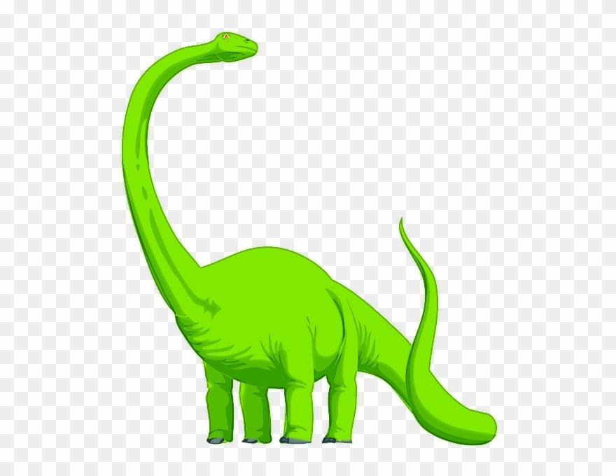 dinosaur clipart brontosaurus