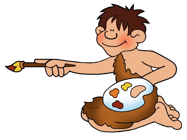 Humans clip art by. Human clipart early man