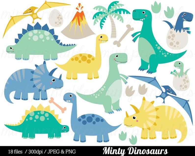 Clipart dinosaur clip art. Dinosaurs tyrannosaurus rex stegosaurus