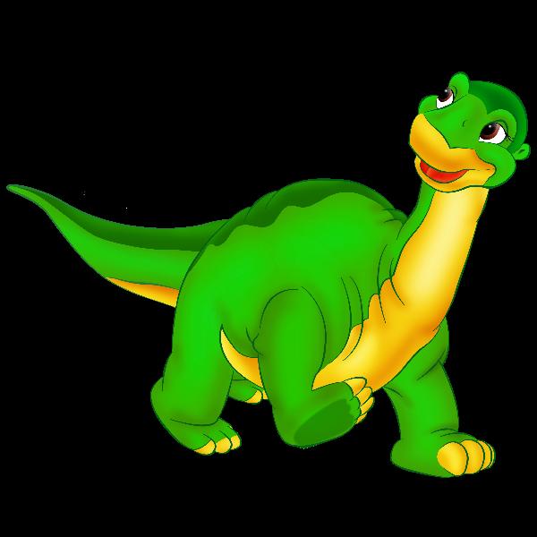 Environment clipart dinosaur. Cute cartoon animal clip