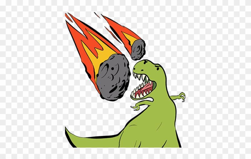 Disaster extinct volcano . Clipart dinosaur dinosaur extinction