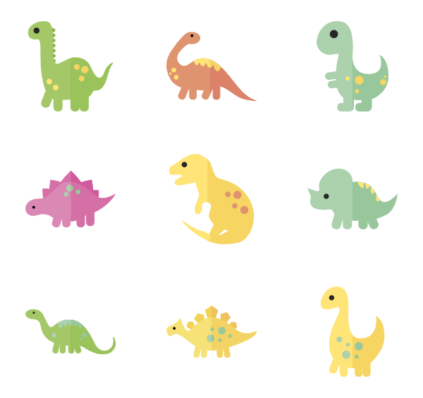 icon packs vector. Clipart dinosaur dinosaur extinction