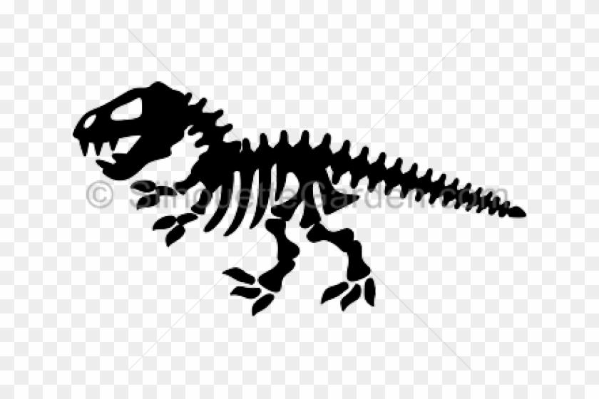 Silhouette png download bones. Dinosaur clipart dinosaur skeleton