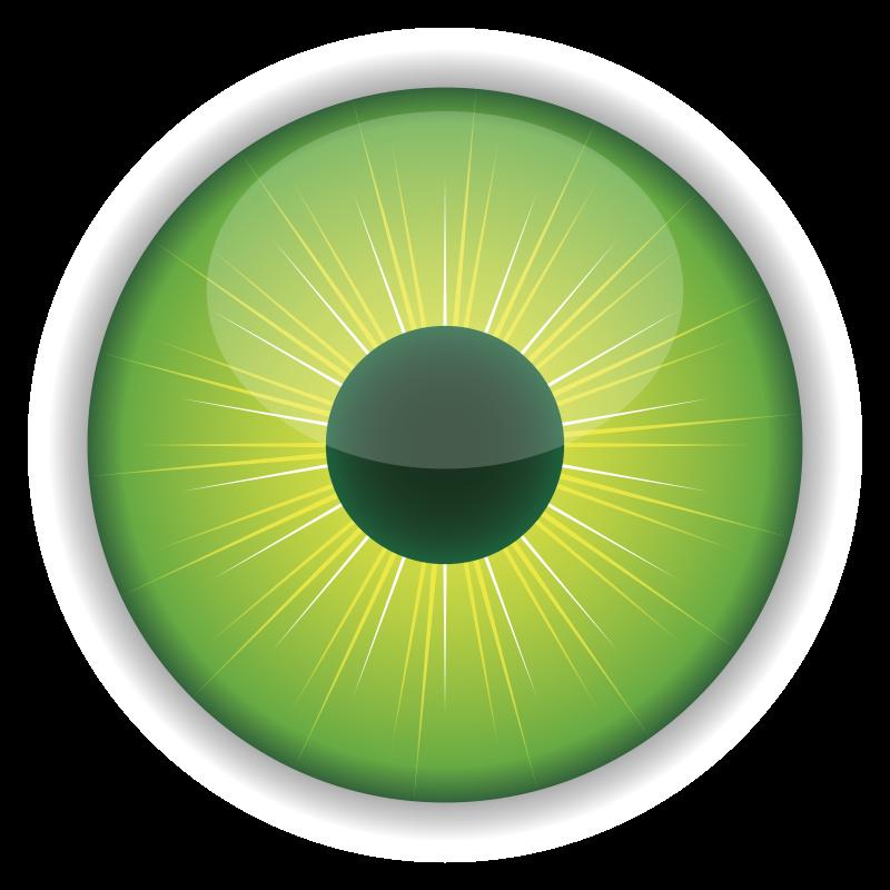 Clipart eyes third eye. Green human body our
