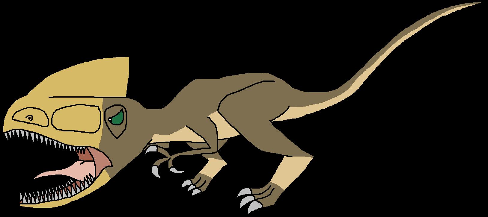 Dinosaur clipart velociraptor. Image guanlong png pedia