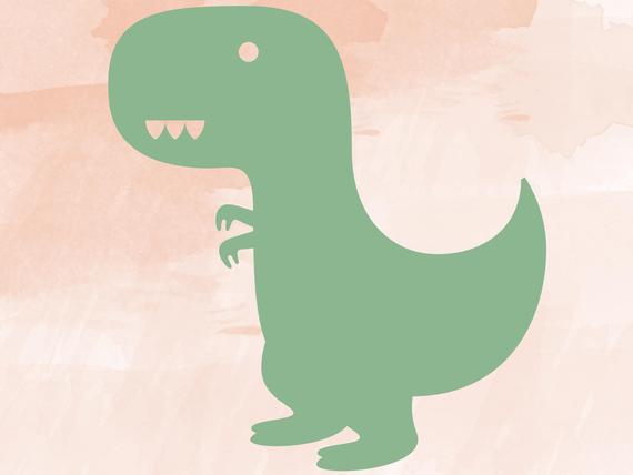 Svg cut files t. Clipart dinosaur file