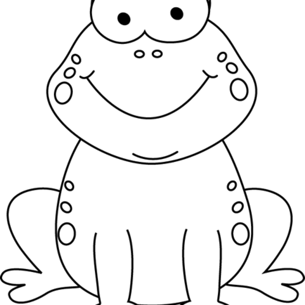 Black and white food. Clipart teacher frog