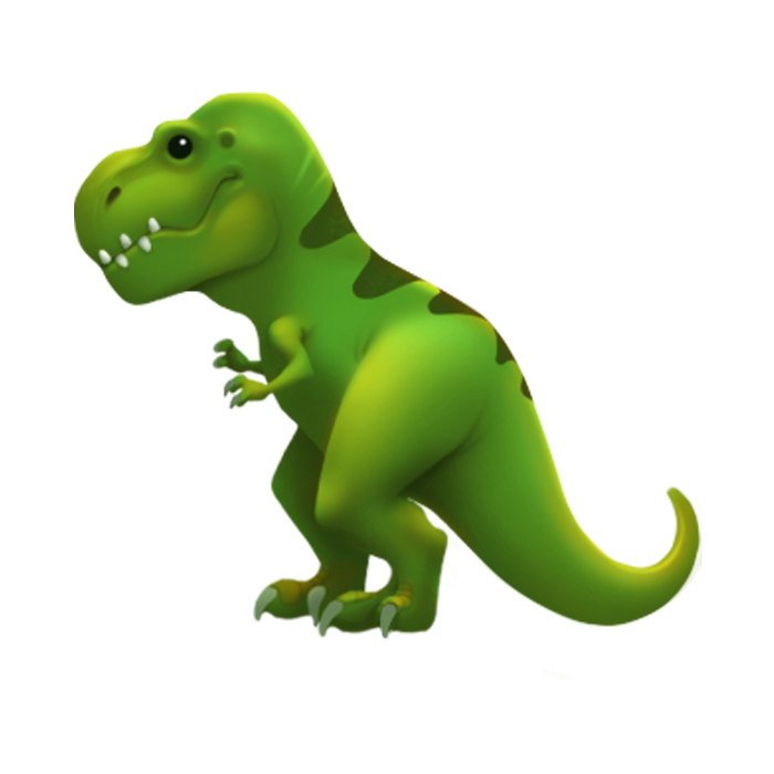 Picture apples new trex. Clipart dinosaur group