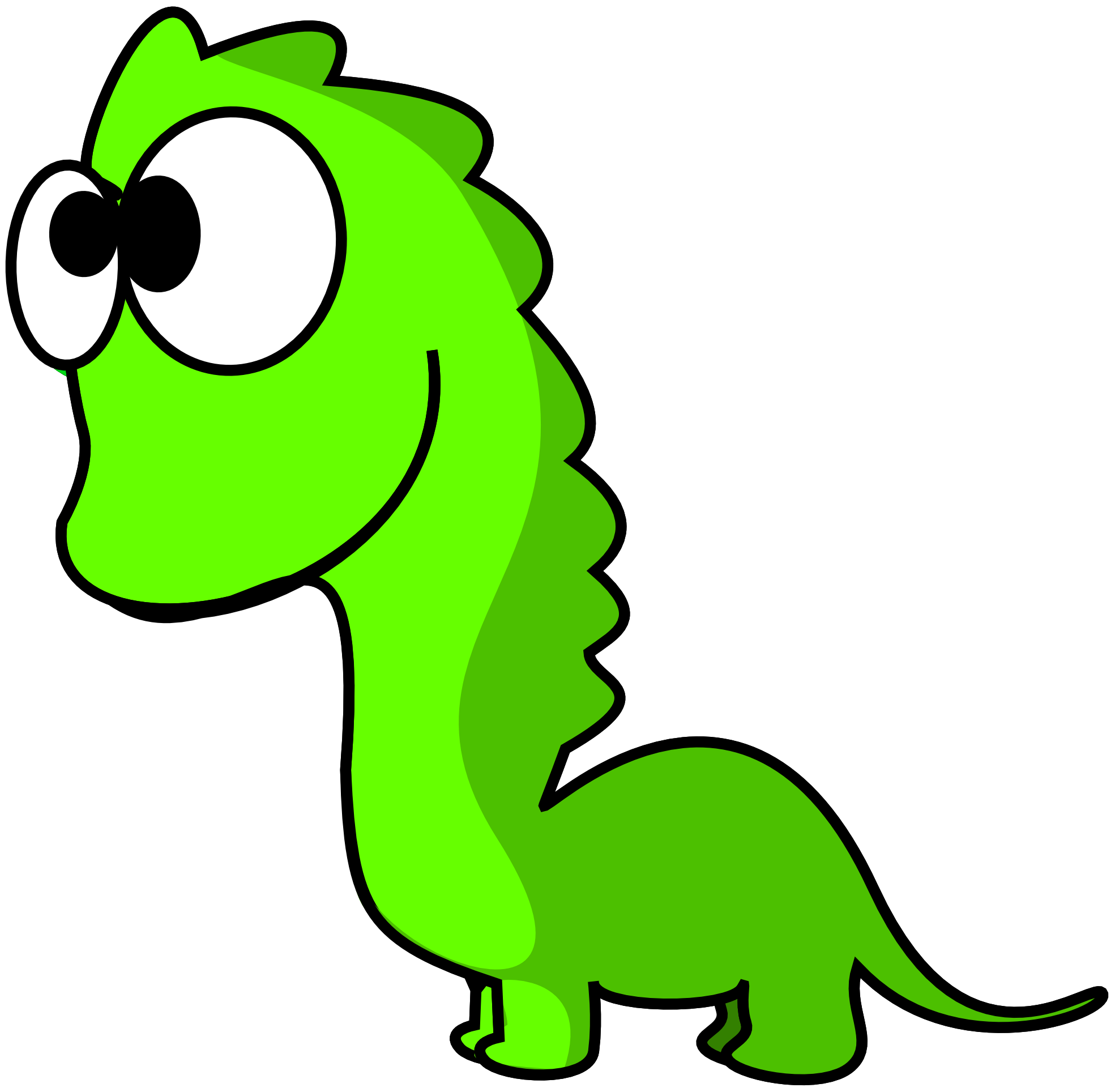 Dinosaur outline at getdrawings. Snake clipart comic