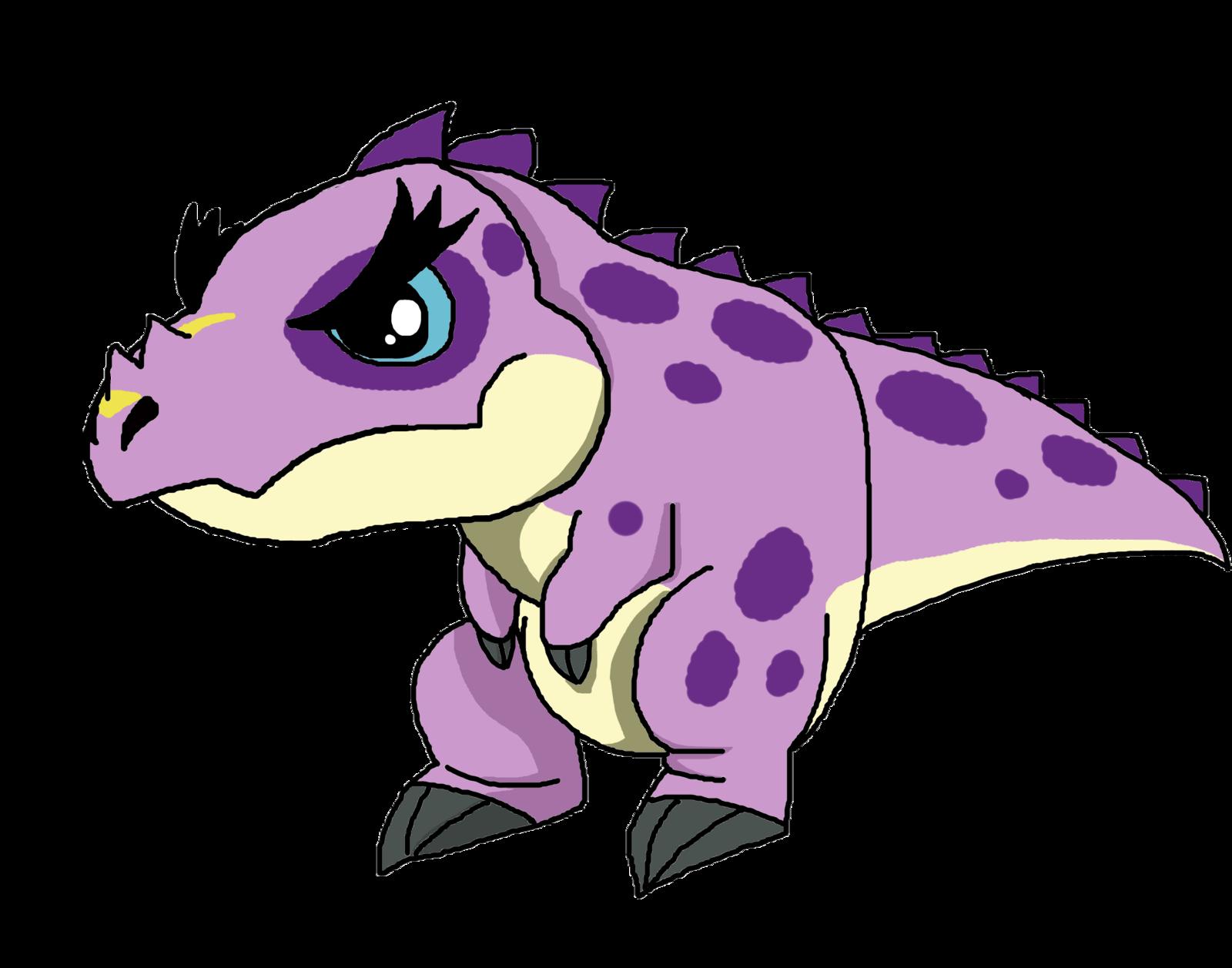 Dinosaur clipart megalosaurus. King tyrannosaurus ankylosaurus ace