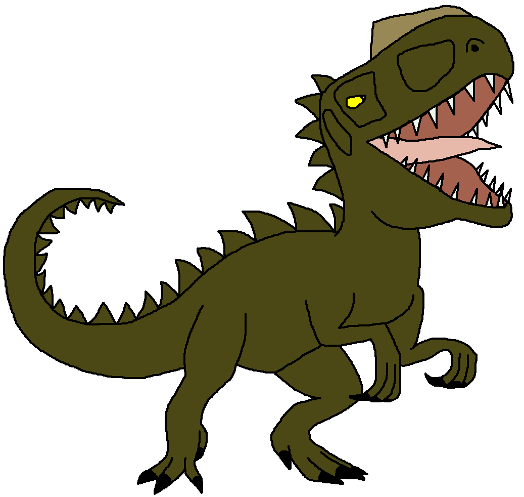 Neovenator pedia wikia fandom. Dinosaur clipart megalosaurus