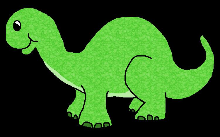 Graphics clipartix. Clipart dinosaur number