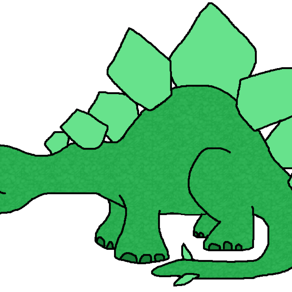 Dinosaur clipart easy. Tree hatenylo com footprint