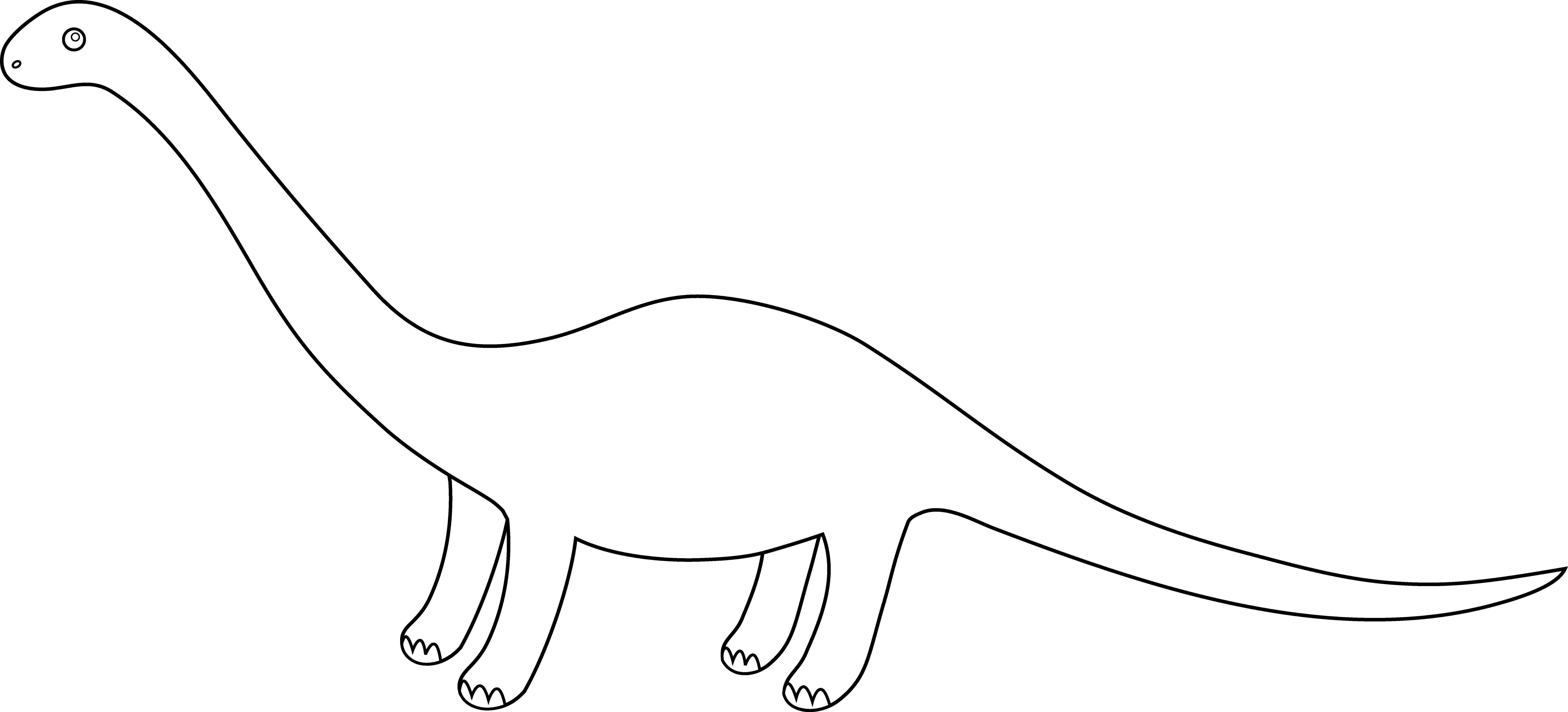 Dinosaur clipart outline. Panda free images dinosaurclipartblackandwhite