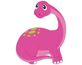 Roar i m birthday. Clipart dinosaur pink