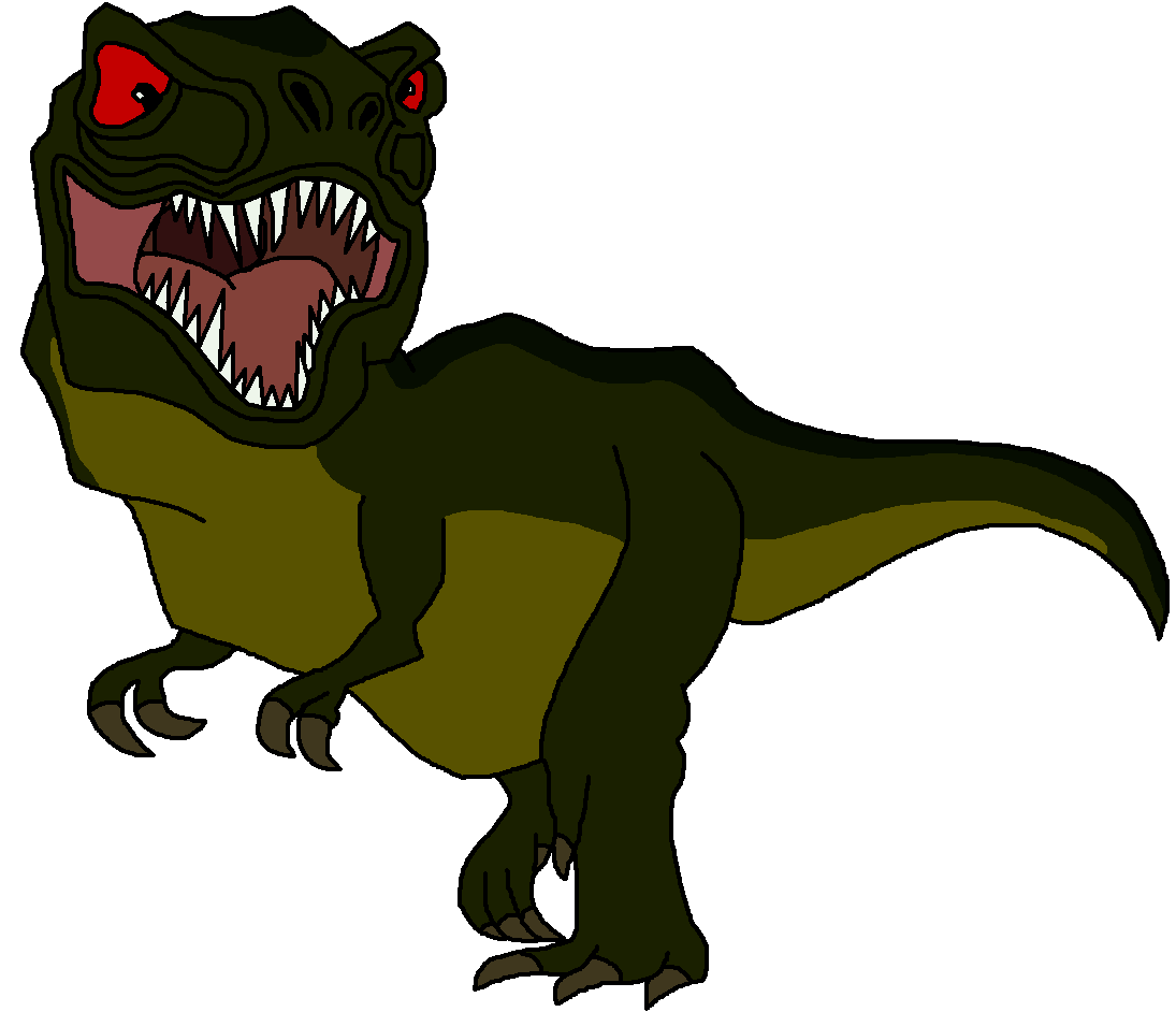 Foods clipart dinosaur. Land dinosaurs in the
