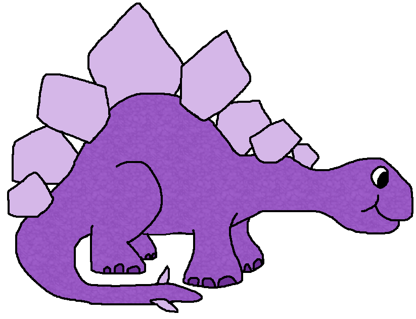 Dinosaurs clipart purple. Dinosaur cliparthot of museums