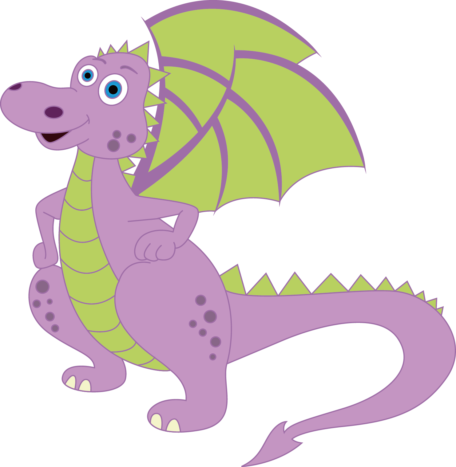 Cartoon clip art dinosaur. Dinosaurs clipart purple