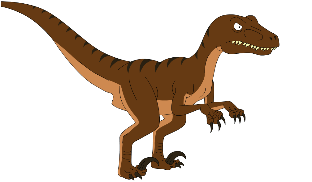 Clipart dinosaur raptor dinosaur. Family guy the quest
