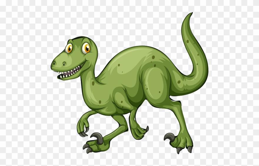 Dinosaur clipart raptor dinosaur. Pinclipart