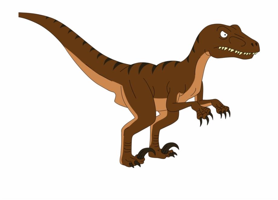 Dinosaur clipart velociraptor. Raptor png transparent background