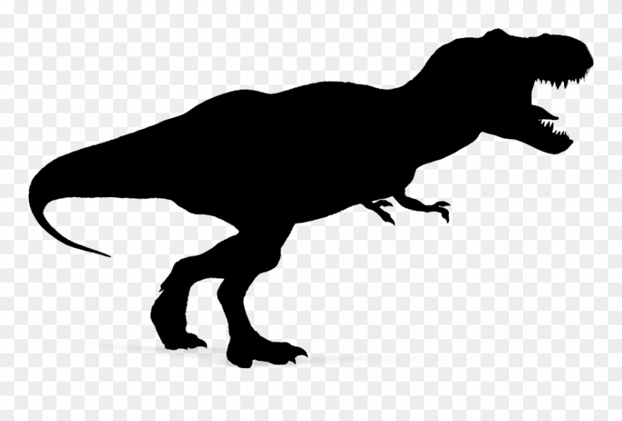 For download and use. Clipart dinosaur shadow