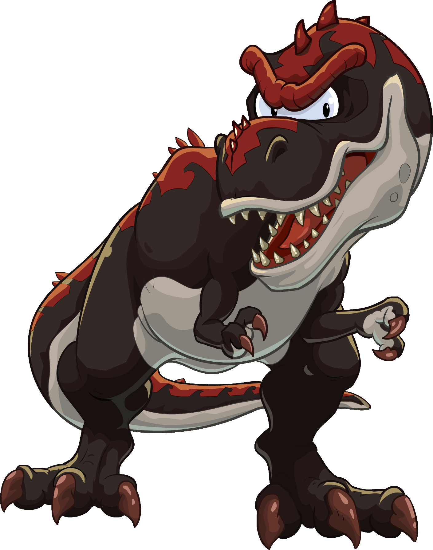 Clipart mouth t rex. Tyrannosaurus club penguin wiki
