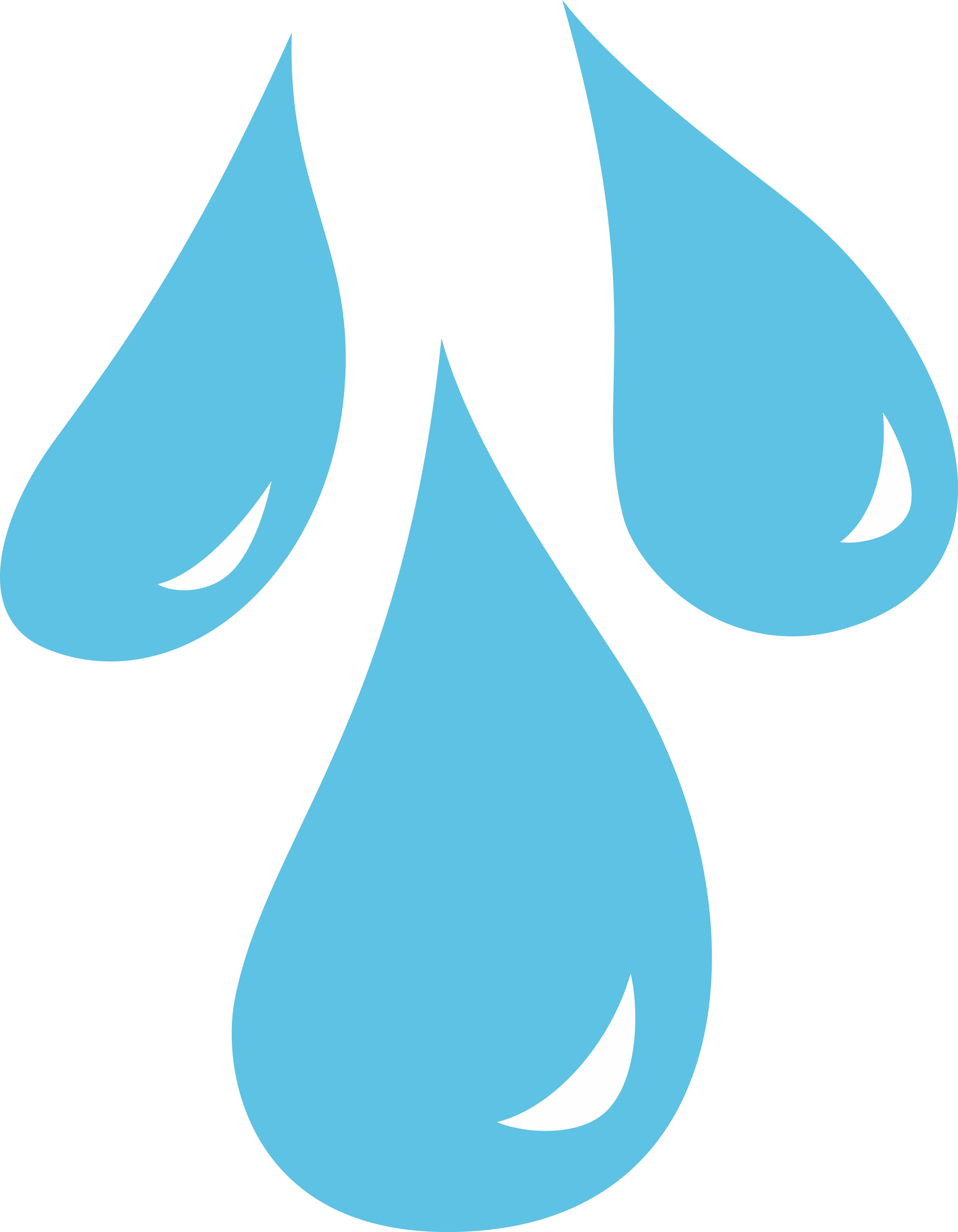 Raindrop clipart kawaii.  collection of water