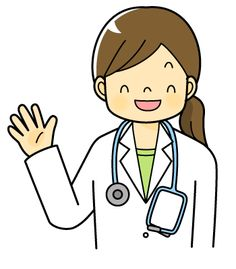 Cartoon clip art free. Doctor clipart