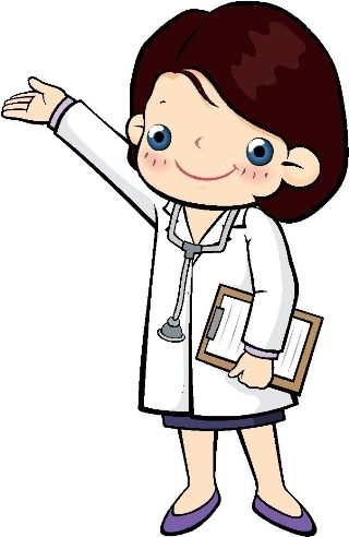 Moving clipart doctor. Free cartoon png download