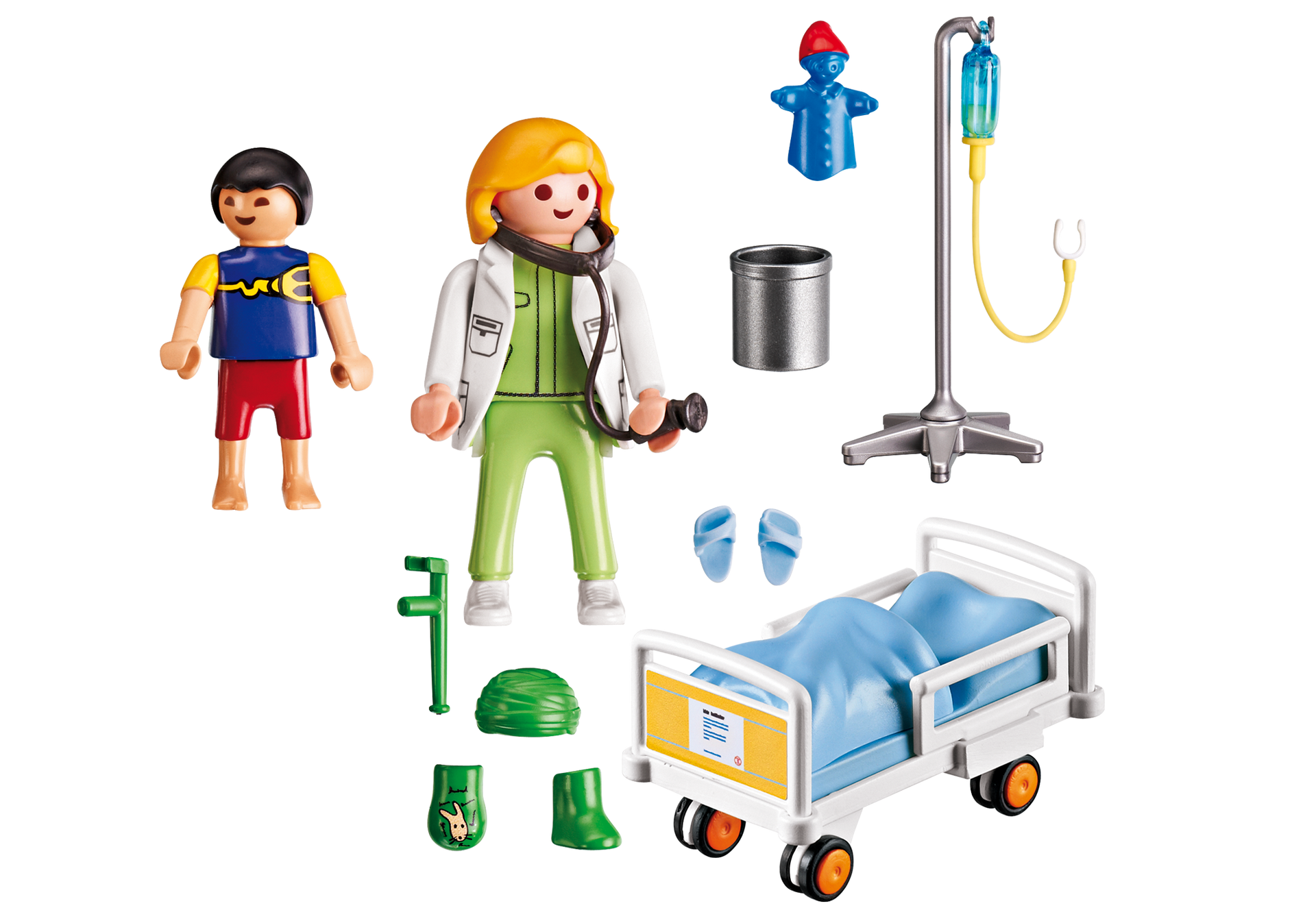 Heartbeat clipart doctor. With child playmobil usa