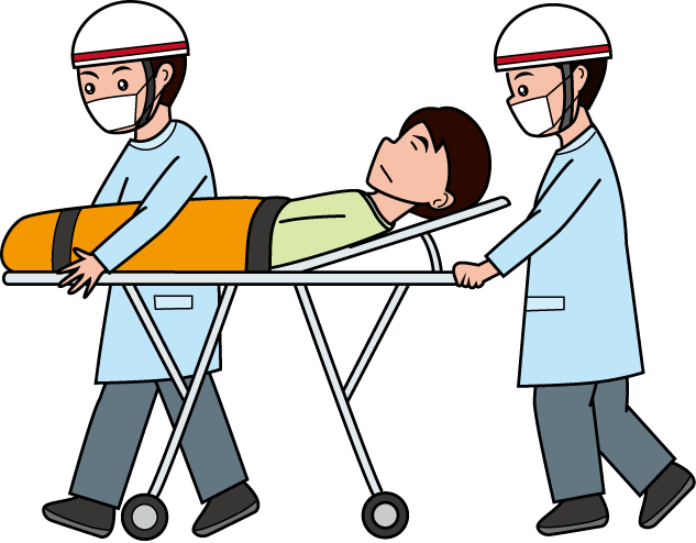 Hospital person