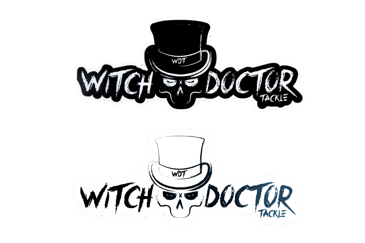 Clipart doctor black and white. Witch tackle decals pack