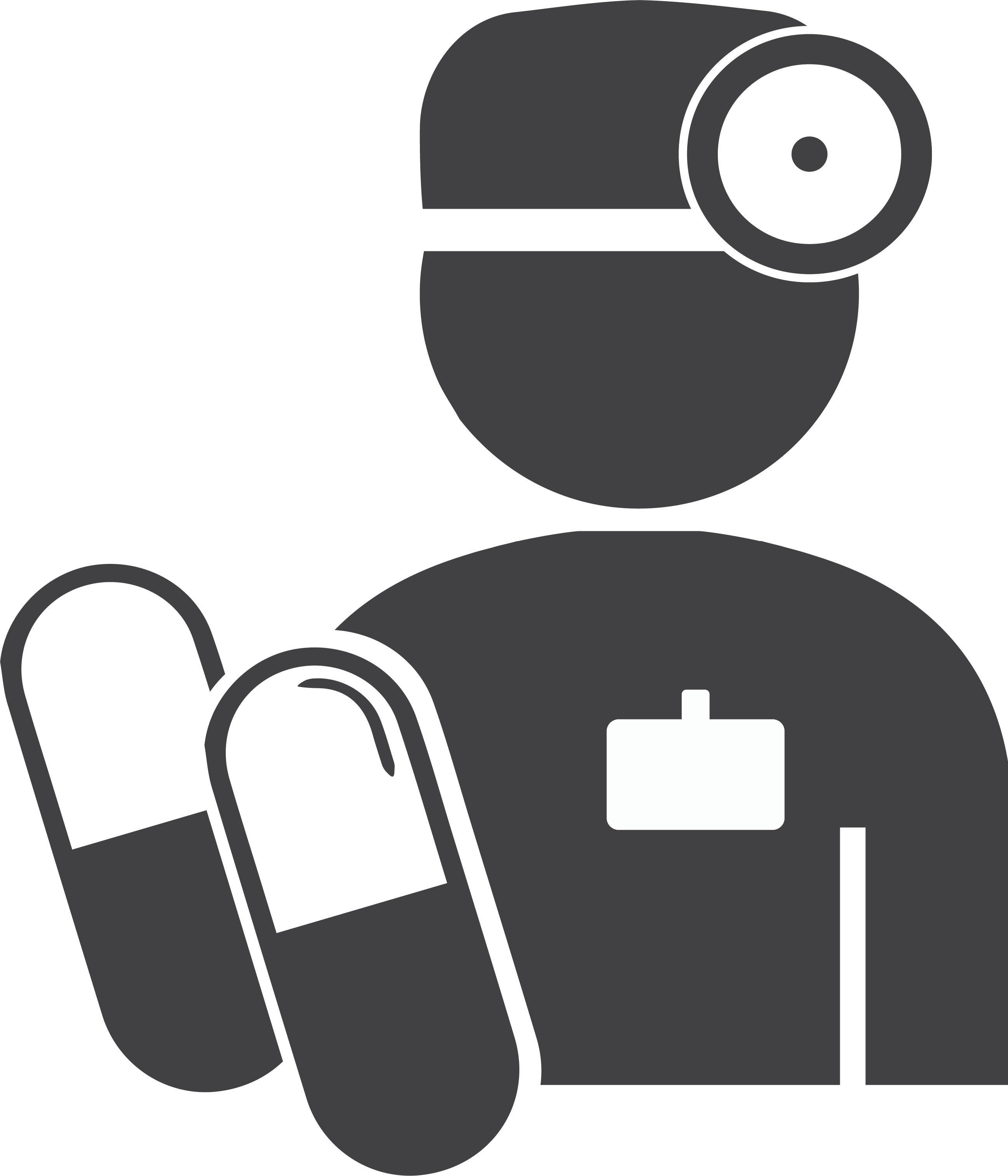 Clipart doctor black and white. Physician medicine icon capsule