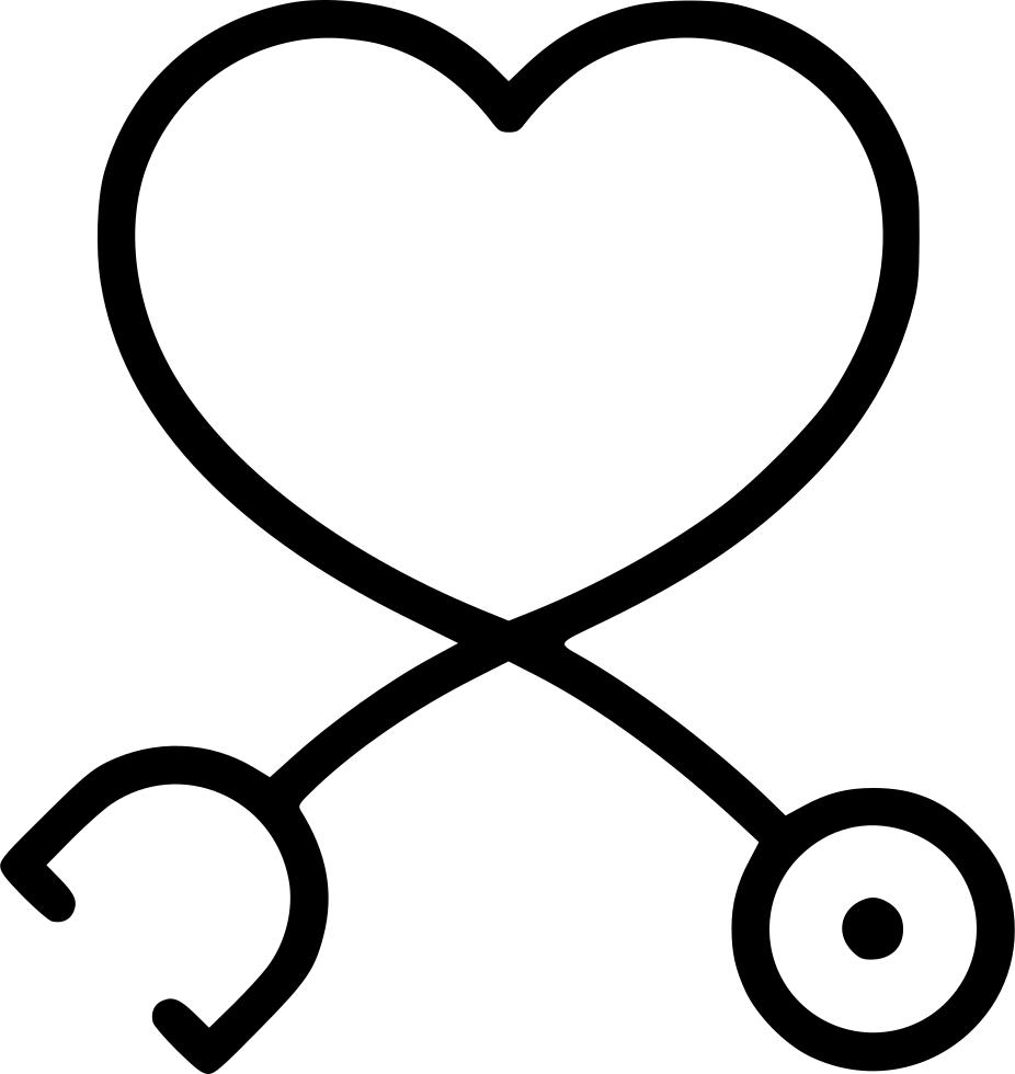 Clipart doctor cardiologist. Phonendoscope medicine heart healthcare