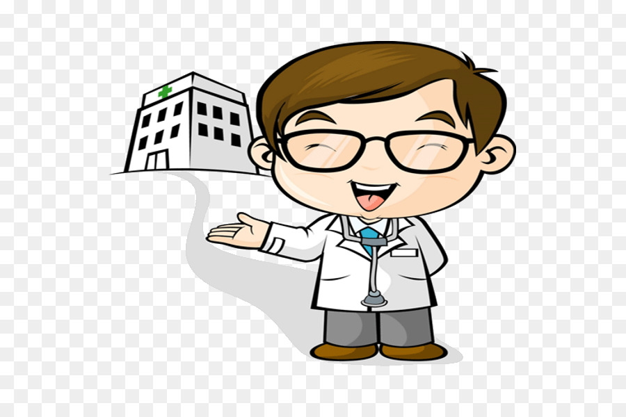 Clipart doctor cartoon. Illustration medicine