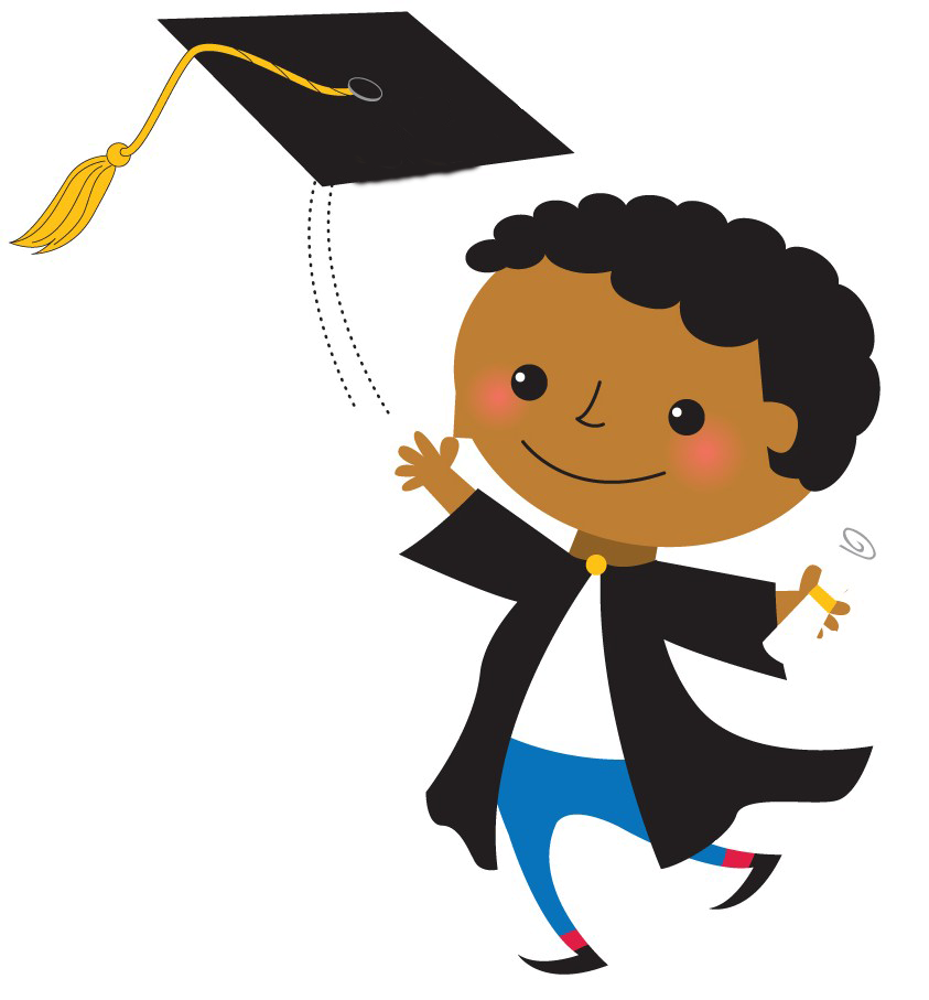 Collection of free graduated. Future clipart grad