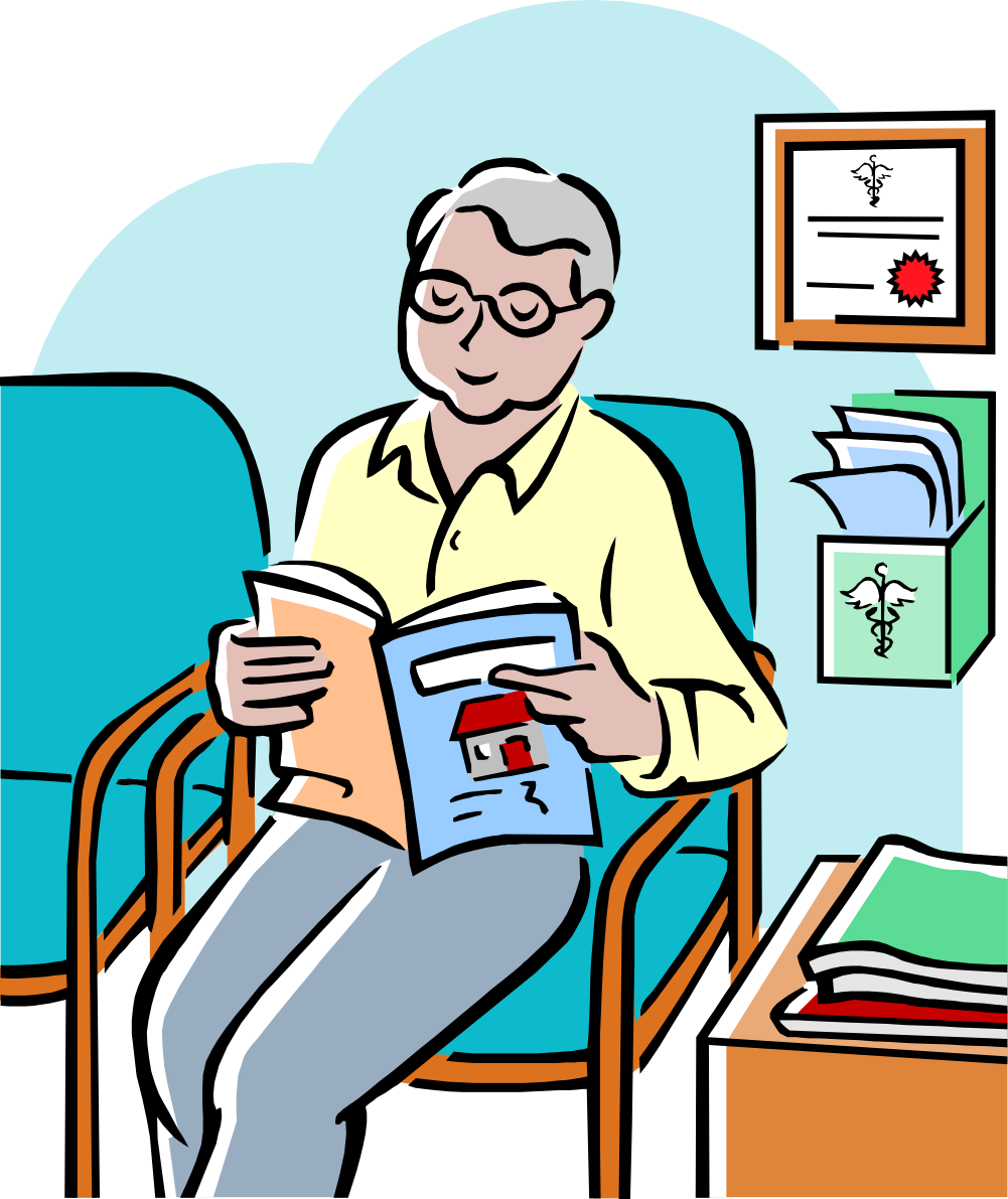 Clipart doctor doctor office. Oh my aches and