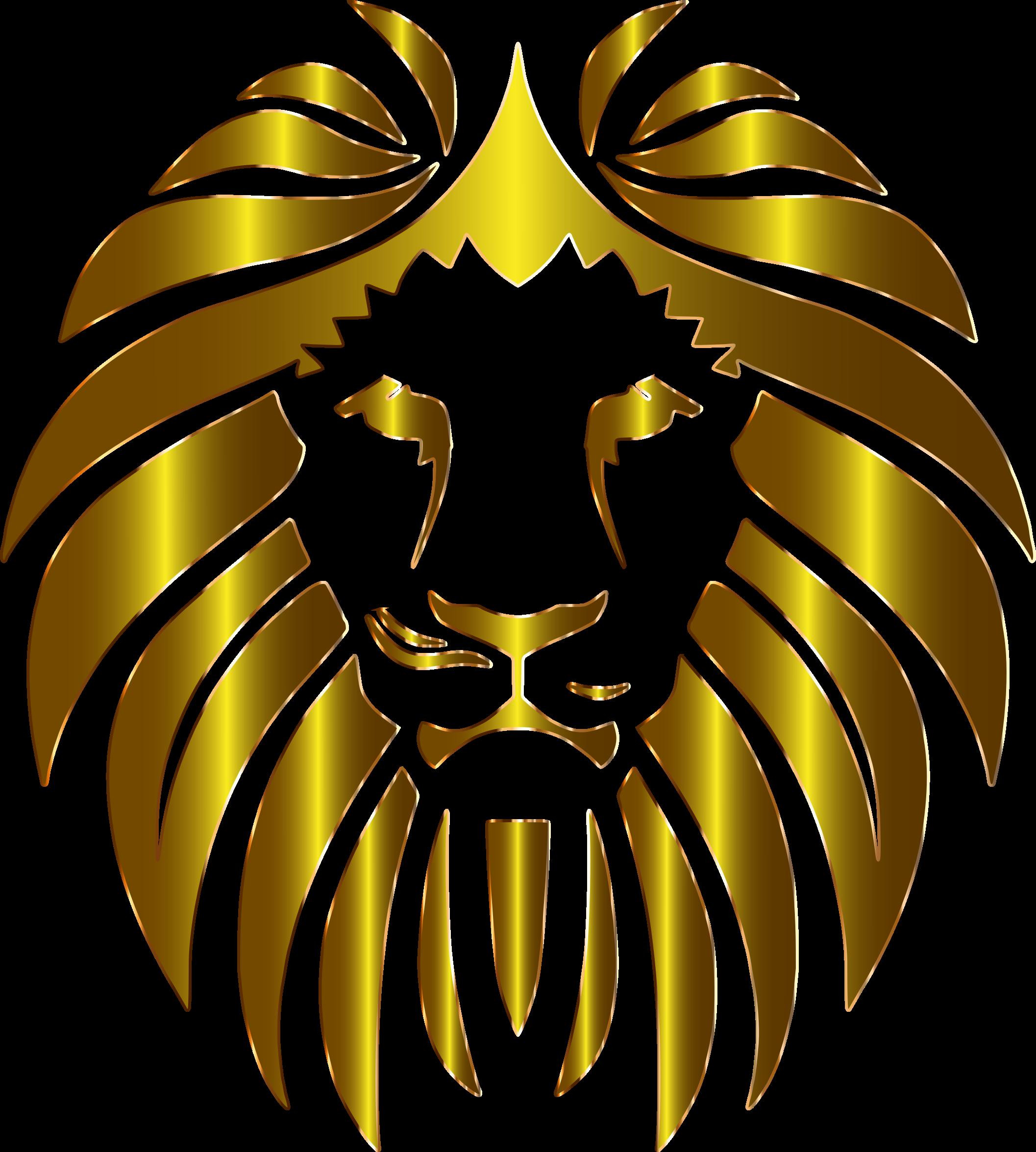 Prismatic lion no background. Clipart doctor doctor patient