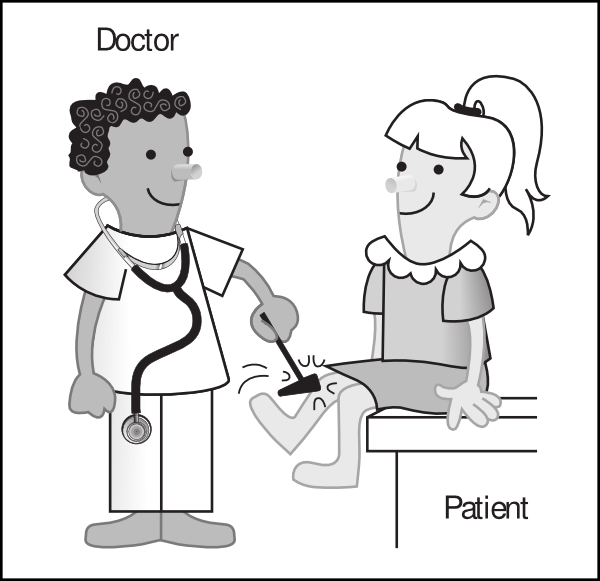 Clipart hammer doctor. With patient clip art