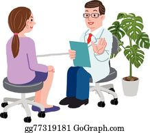 Clip art royalty free. Clipart doctor doctor patient