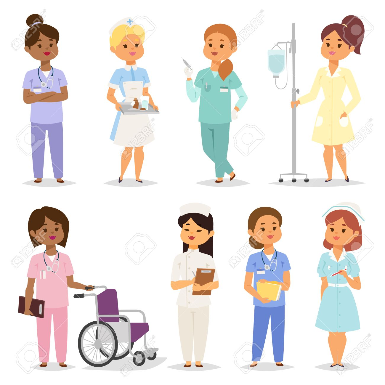 Free the download clip. Doctor clipart ethnic