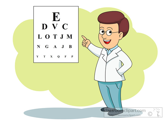 Free doctor cliparts download. Vision clipart eye screening