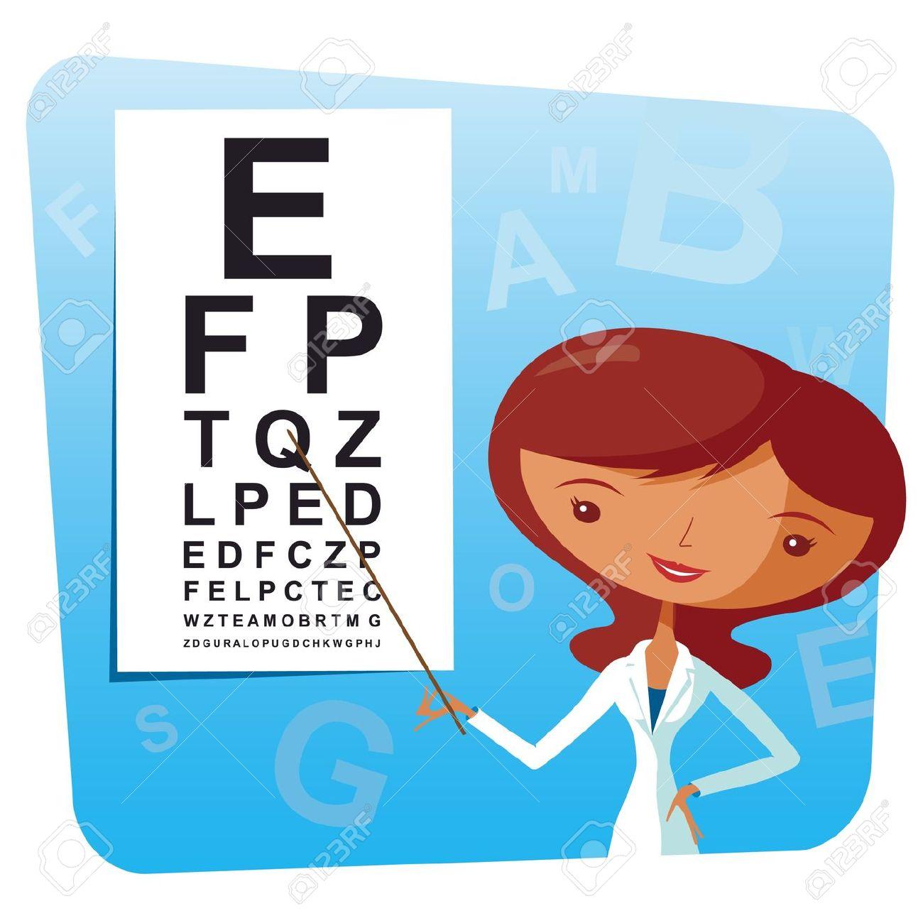 Doctor clipart eye doctor.  clipartlook
