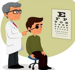 Free . Doctor clipart eye doctor