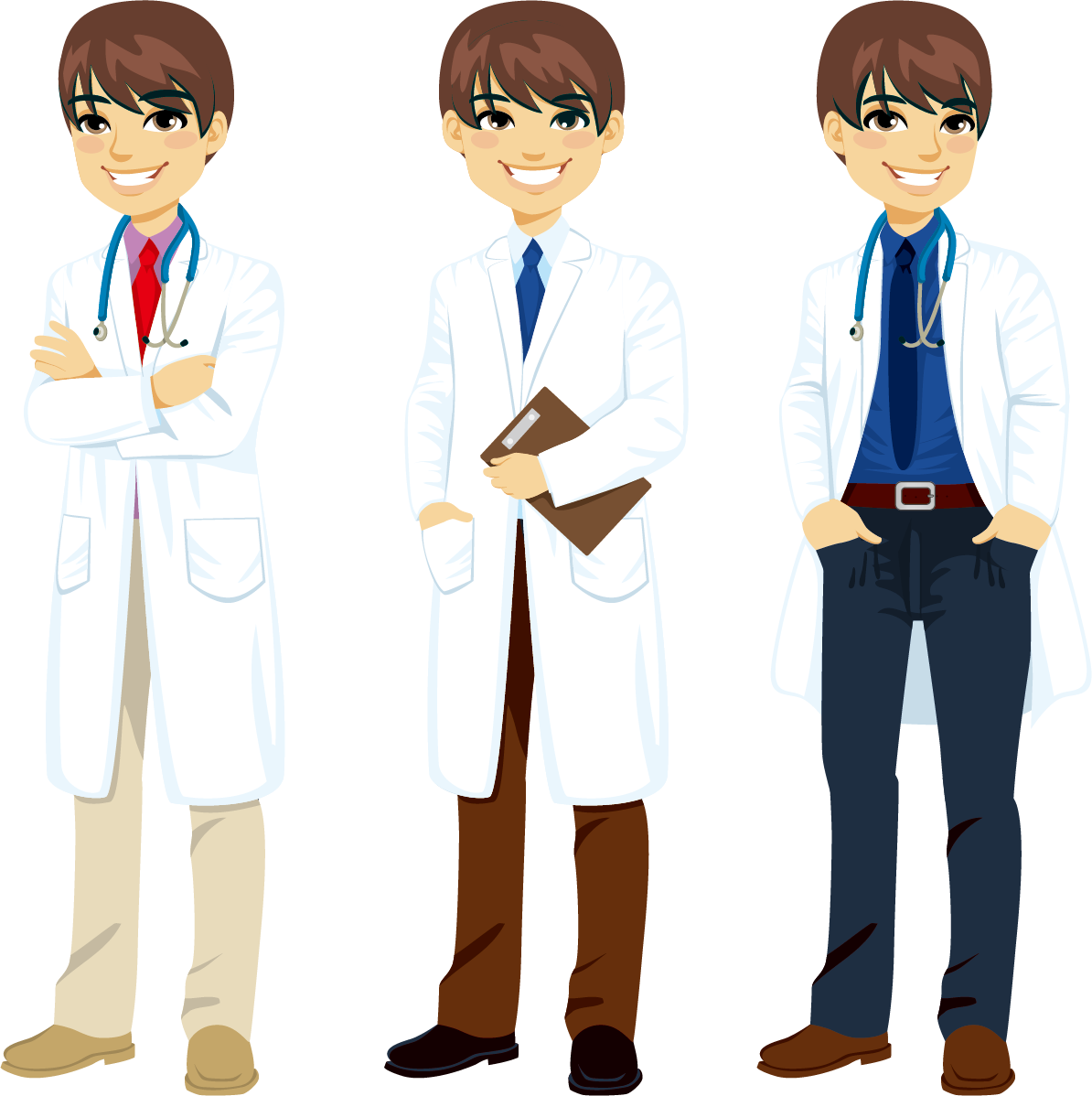 Physician stock photography clip. Clipart doctor female doctor