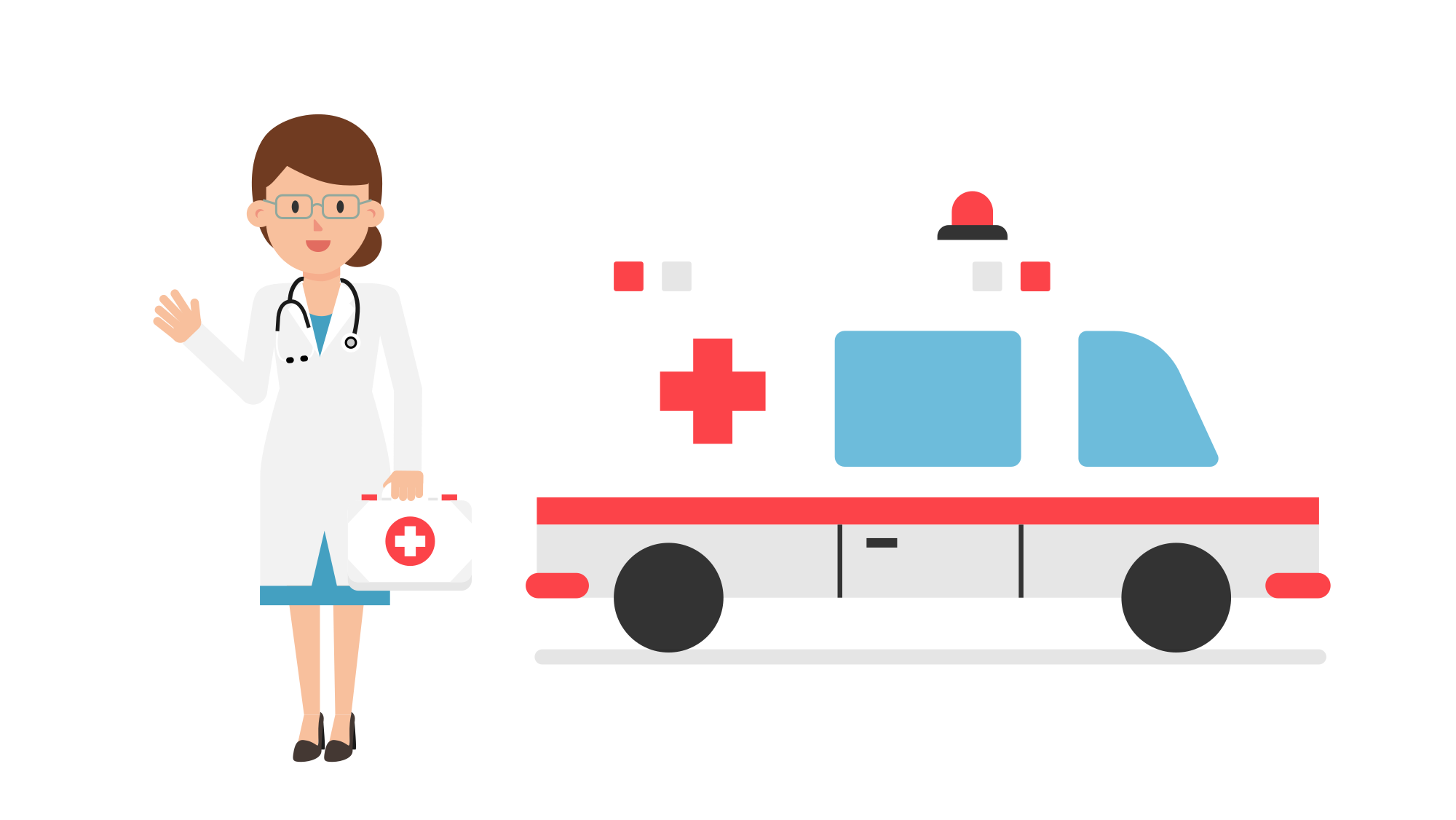 Clipart doctor female doctor. File ambulance and cartoon
