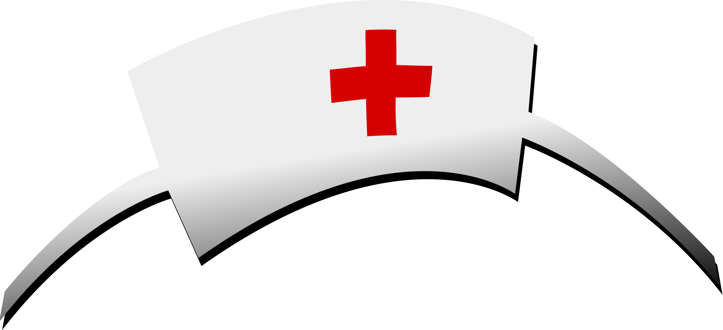 collection of hat. Nurse clipart accessory