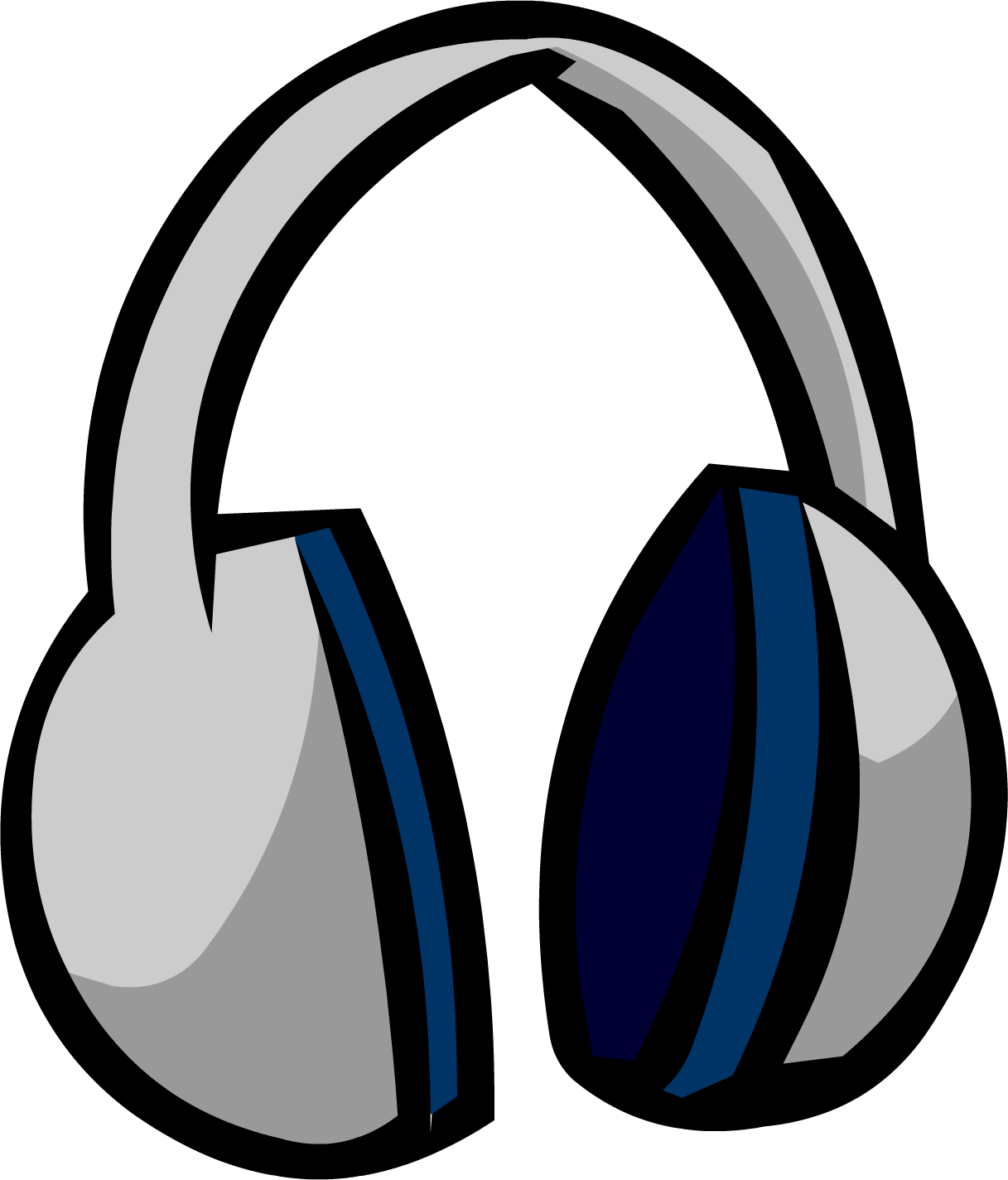 Headphones clipart dj headphone. Image clothing icon id