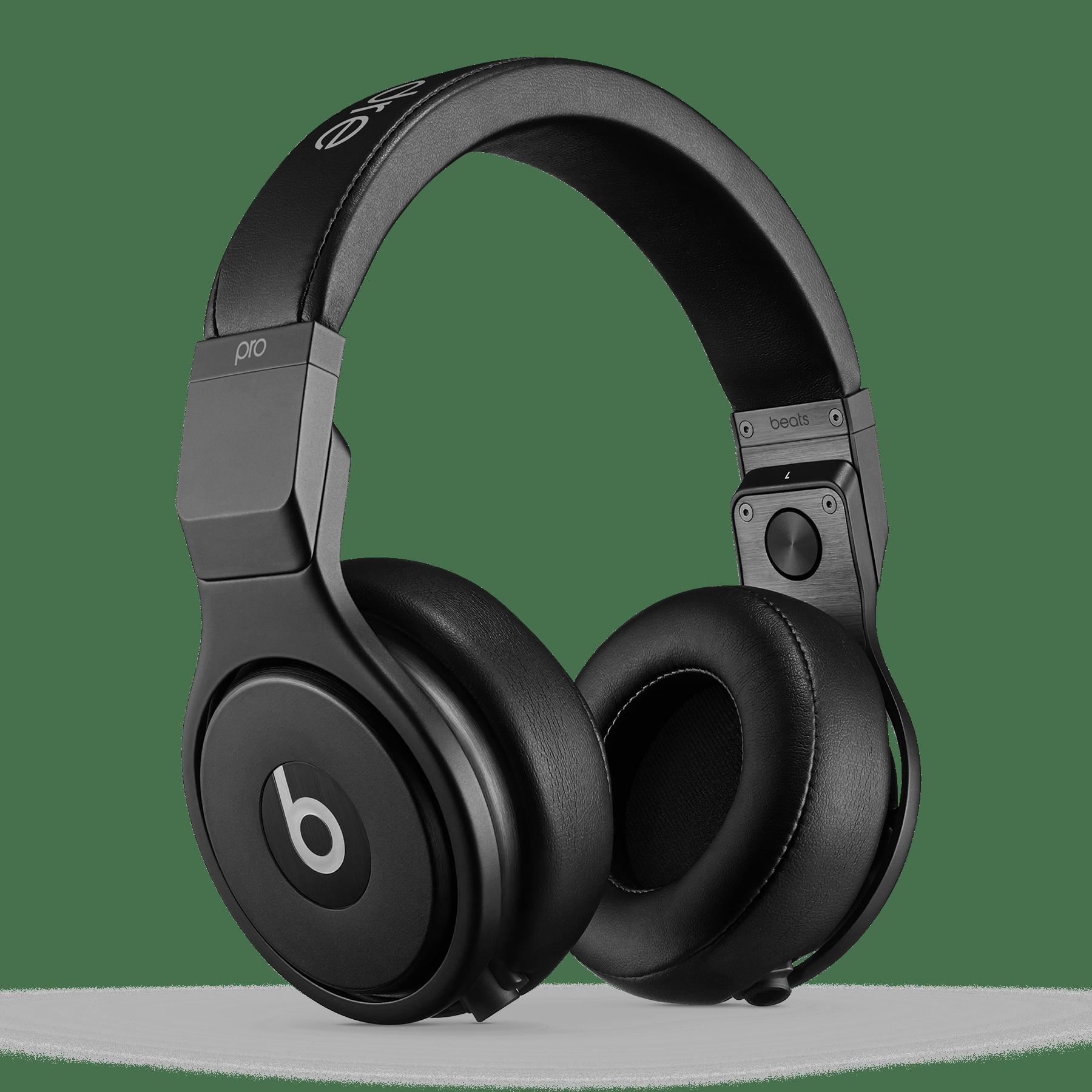 Beats pro by dre. Headphones clipart earpods